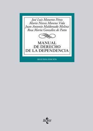 MANUAL DE DERECHO DE LA DEPENDENCIA