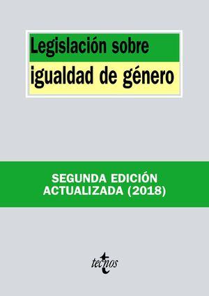 LEGISLACIÓN SOBRE IGUALDAD DE GÉNERO