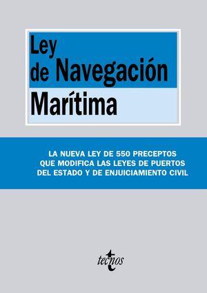 LEY DE LA NAVEGACIÓN MARTIMA