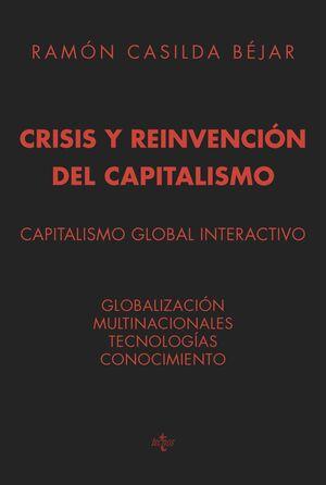 CRISIS Y REINVENCIÓN DEL CAPITALISMO CAPITALISMO GLOBAL INTERACTIVO GLOBALIZACIÓN MULTINACIONALES TE