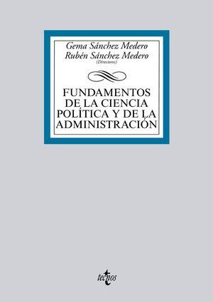 FUNDAMENTOS DE LA CIENCIA POLTICA Y DE LA ADMINISTRACIÓN