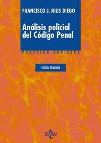 ANÁLISIS POLICIAL DEL CÓDIGO PENAL