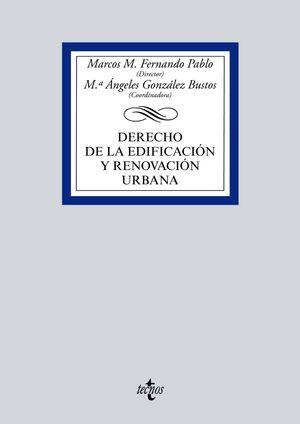DERECHO DE LA EDIFICACIÓN Y RENOVACIÓN URBANA