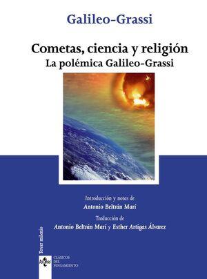 COMETAS, CIENCIA Y RELIGIÓN