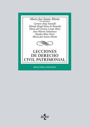 LECCIONES DE DERECHO CIVIL PATRIMONIAL