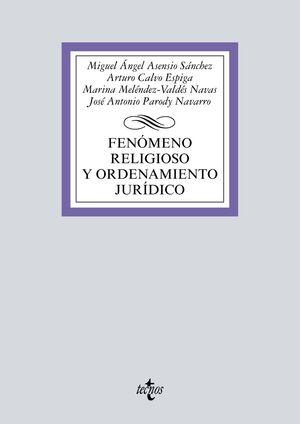 FENÓMENO RELIGIOSO Y FUNDAMENTOS JURÍDICOS
