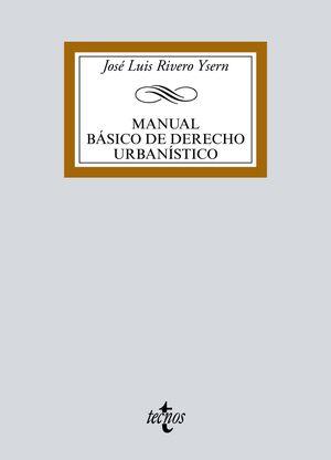 MANUAL BÁSICO DE DERECHO URBANÍSTICO