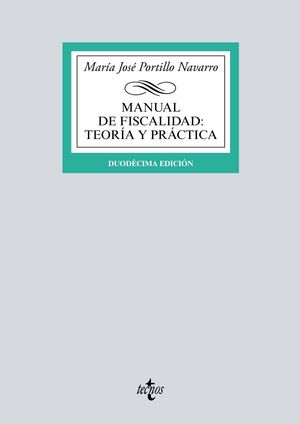 MANUAL DE FISCALIDAD: TEORÍA Y PRÁCTICA