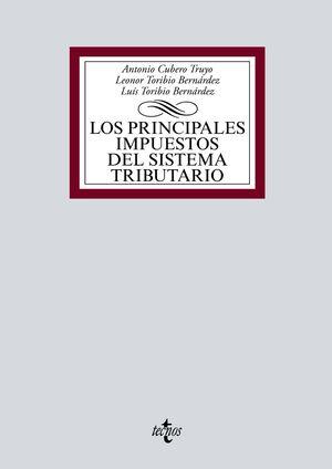 LOS PRINCIPALES IMPUESTOS DEL SISTEMA TRIBUTARIO