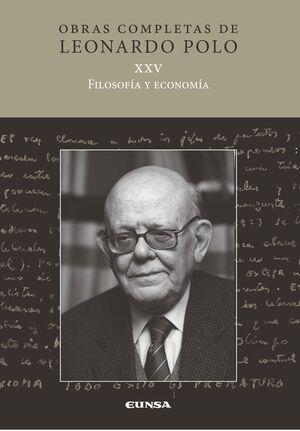 FILOSOFIA Y ECONOMIA