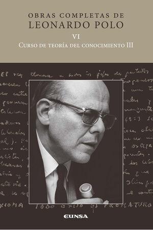 CURSO DE TEORIA DEL CONOCIMIENTO III