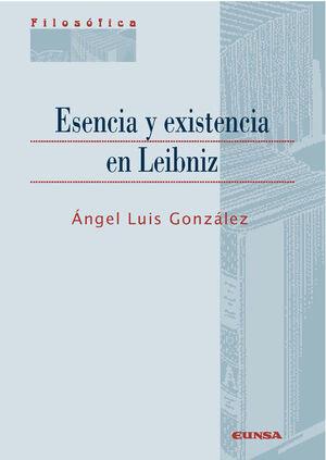 ESENCIA Y EXISTENCIA EN LEIBNIZ