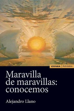 MARAVILLA DE MARAVILLAS: CONOCEMOS