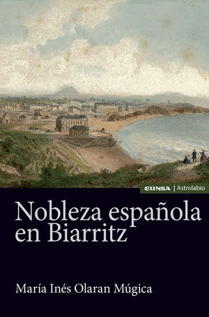 NOBLEZA ESPAÑOLA EN BIARRITZ