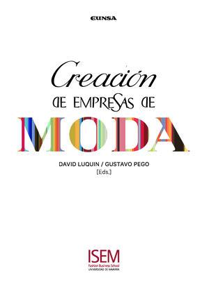CREACIÓN DE EMPRESAS DE MODA