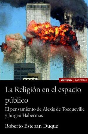 LA RELIGIÓN EN EL ESPACIO PÚBLICO