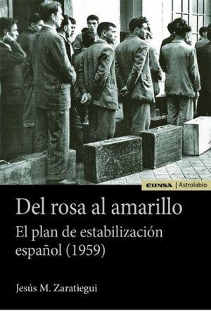 DEL ROSA AL AMARILLO