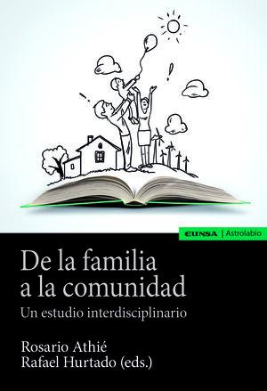 DE LA FAMILIA A LA COMUNIDAD
