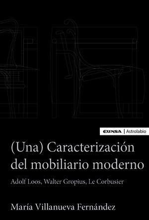 (UNA) CARACTERIZACIÓN DEL MOBILIARIO MODERNO