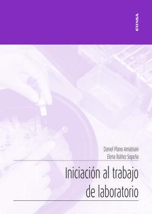 INICIACIÓN AL TRABAJO DE LABORATORIO