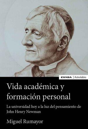 VIDA ACADÉMICA Y FORMACIÓN PERSONAL