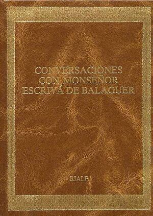 CONVERSACIONES CON MONS. ESCRIVÁ (ED. CONMEMORATIVA)