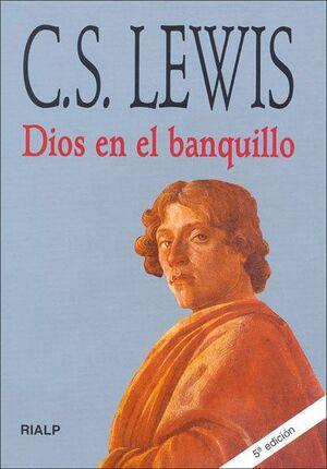 *DIOS EN EL BANQUILLO