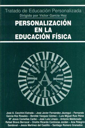 PERSONALIZACIÓN EN LA EDUCACIÓN FÍSICA