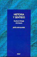 HISTORIA Y SENTIDO ESTUDIOS DE TEOLOGA DE LA HISTORIA