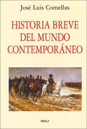 *HISTORIA BREVE DEL MUNDO CONTEMPORÁNEO