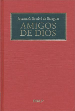 AMIGOS DE DIOS. (FORMATO BIBLIOTECA)