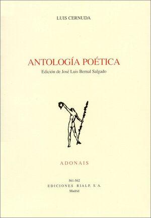 ANTOLOGÍA POÉTICA (LUIS CERNUDA)