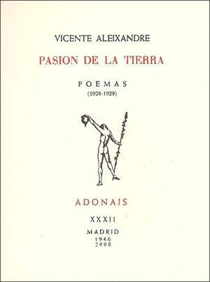 PASIÓN DE LA TIERRA