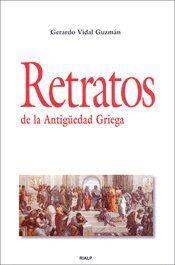 RETRATOS DE LA ANTIGUEDAD GRIEGA
