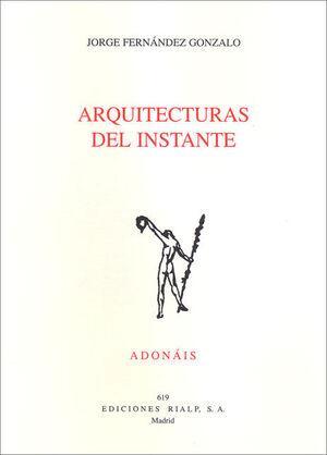 ARQUITECTURAS DEL INSTANTE