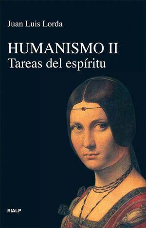 HUMANISMO II TAREAS DEL ESPIRITU