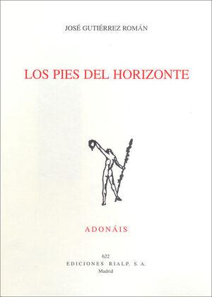 LOS PIES DEL HORIZONTE