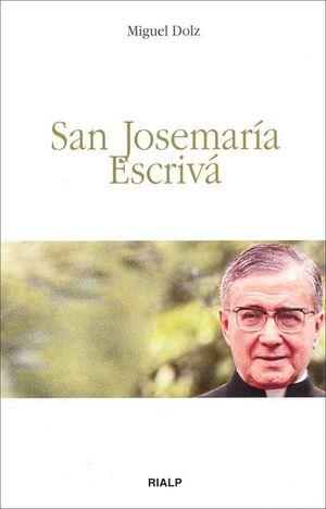 SAN JOSEMARIA ESCRIVA