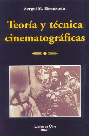 TEORIA Y TECNICA CINEMATOGRAFICAS