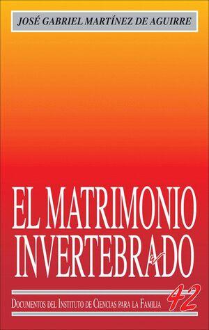 MATRIMONIO INVERTEBRADO, EL