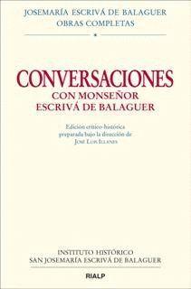 COVERSACIONES CON MONS. ESCRIVÁ DE BALAGUER