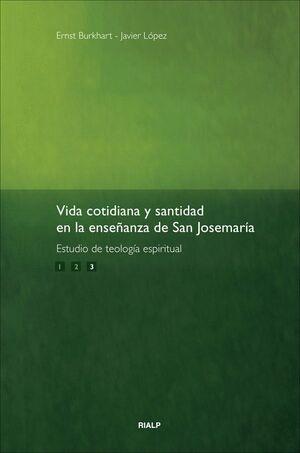VIDA COTIDIANA Y SANTIDAD. 3