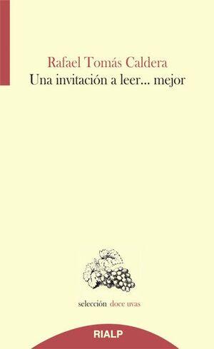 UNA INVITACIÓN A LEER...MEJOR
