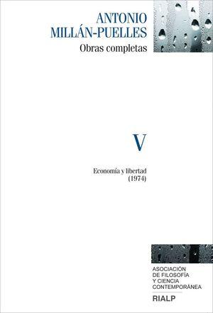 MILLÁN-PUELLES. V. OBRAS COMPLETAS