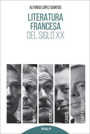 LITERATURA FRANCESA DEL SIGLO XX