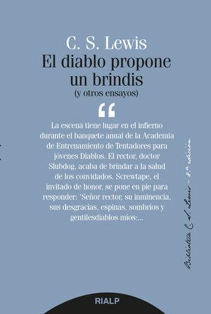 EL DIABLO PROPONE UN BRINDIS