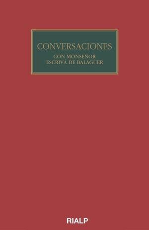CONVERSACIONES CON MONS. ESCRIVÁ DE BALAGUER (BOLSILLO, RÚSTICA, COLOR)