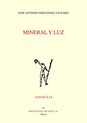MINERAL Y LUZ