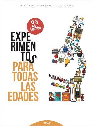 EXPERIMENTOS PARA TODAS LAS EDADES (RÚSTICA)