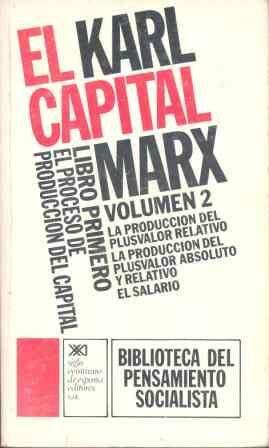 EL CAPITAL. LIBRO PRIMERO, VOL. 2.